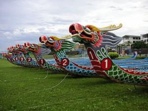 Drachenboote Taiwan